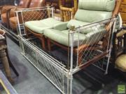 Sale 8412 - Lot 1083 - Early Cast Iron Cot