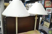 Sale 8386 - Lot 1064 - Two Standard Lamps