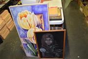 Sale 8419T - Lot 2089 - Two Artworks