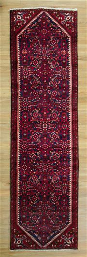 Sale 8643C - Lot 50 - Persian Hamadan 270cm x 80cm