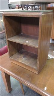 Sale 7943A - Lot 1530 - Small Open Shelf
