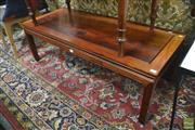 Sale 8440 - Lot 1082 - Rosewood Coffee Table