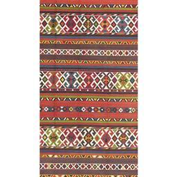 Sale 9141C - Lot 8 - Antique Caucasian Kilim Rug, C1940, 297x158cm, Handspun Wool