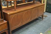 Sale 8338 - Lot 1027 - Nathan Circles Teak Sideboard