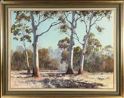 Sale 8795K - Lot 48 - Kevin Best oil on canvas