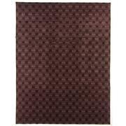 Sale 8880C - Lot 27 - Indian Fine Grid Design, 400x300cm, Handspun Wool