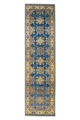 Sale 9141C - Lot 9 - Afghan Revival Caucasian, 80X290CM, Handspun Ghazni Wool