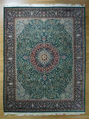 Sale 8643C - Lot 52 - Pak Kerman 370cm x 278cm