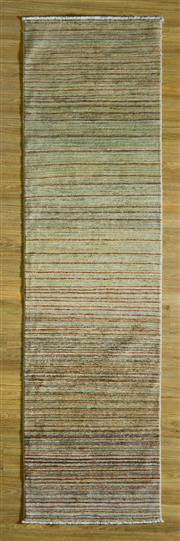 Sale 8680C - Lot 97 - Afghan Stripe 290cm x 72cm