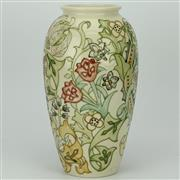 Sale 8342 - Lot 83 - Moorcroft Vase by Rachel Bishop