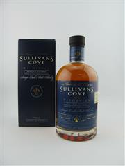 Sale 8423 - Lot 623 - 1x Sullivans Cove French Oak Cask Single Malt Tasmanian Whisky - barrel no. TD0113, bottle no. 37/345, barrel date: 23/06/2006, bo...
