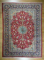 Sale 8643C - Lot 53 - Persian Kashan 360cm x 260cm