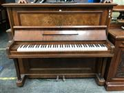 Sale 8822 - Lot 1244 - Vintage Pailin and Comp Upright Piano