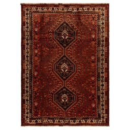 Sale 9141C - Lot 11 - Persian Nomadic Qashgai, 215x300cm, Handspun Wool