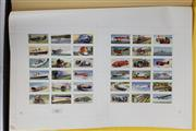 Sale 8396 - Lot 39 - Cigarette Cards Sets