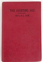 Sale 8639 - Lot 7 - The Fighting 10th, a South Australian Centenary Souvenir of the 10th Battalion, AIF, 1914-19, by Cecil Bert Lovell Lock, Webb and So...