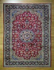 Sale 8643C - Lot 54 - Persian Kashan 360cm x 265cm