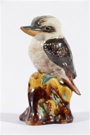 Sale 9010 - Lot 47 - A Grace Seccombe Kookaburra, Signed To Base H: 14cm