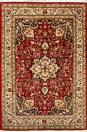 Sale 8307A - Lot 18 - Persian Qum Silk 125cm x 80cm RRP $6000