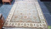 Sale 8361 - Lot 1054 - Afghan Hezari rug (200 x 150cm)