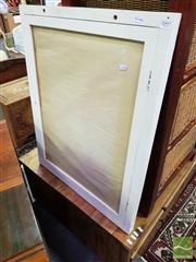 Sale 8545 - Lot 1097 - Vintage Timber Wall Display Box