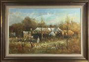 Sale 8795K - Lot 52 - McKenzie Cullen oil on board