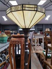 Sale 8912 - Lot 1026 - Art Deco Floor Lamp