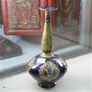 Sale 8362 - Lot 35 - Royal Doulton Salt Glaze Vase