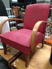 Sale 8676 - Lot 1114 - Parker Knoll Style Armchair