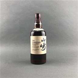 Sale 9120W - Lot 1410 - Yamazaki Distillery 'Sherry Oak 2009 Limited Edition' Single Malt Japanese Whisky - 48% ABV, 700ml