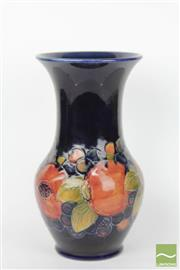 Sale 8481 - Lot 76 - Moorcroft Pomegranate Vase