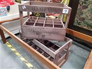 Sale 8805 - Lot 1017A - Two Wine Crates (18 Btl & 12 Btl)