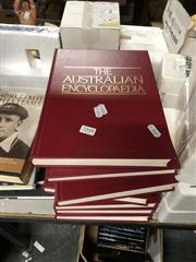 Sale 8819 - Lot 2344 - 8 Australian Encyclopaedias