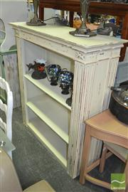 Sale 8440 - Lot 1086 - French Style Open Bookcase