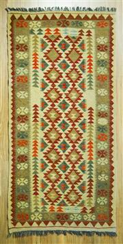 Sale 8601C - Lot 64 - Persian Killem 210x100