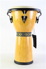 Sale 8940 - Lot 16 - Mano Percussion Djembe Drum (H52cm)