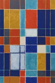 Sale 8708A - Lot 549 - Jon Plapp (1938 - 2006) - Behind Each No, 1988 91 x 60.5cm