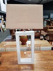 Sale 8777 - Lot 1085 - Modern Table Lamp