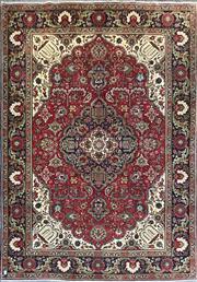 Sale 8822 - Lot 1569 - Persian Tabriz (297 x 207cm)