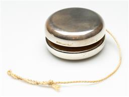 Sale 9211 - Lot 46 - A Tiffany & Co Sterling Silver Yo-Yo