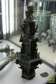 Sale 8285 - Lot 40 - Jade Lantern