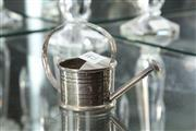Sale 8288 - Lot 22 - Cartier Silver Watering Can