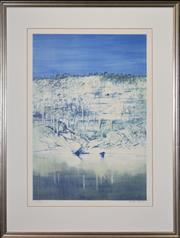 Sale 8401 - Lot 544 - Arthur Boyd (1920 - 1999) - Shoalhaven 74 x 52cm