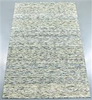 Sale 8438K - Lot 100 - Earl Grey Silk Kahaani Woven Rug | 300x200cm, Art Silk, Felt Backing, Handwoven Art Silk Rug Handcrafted with attractive multi ton...