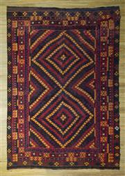 Sale 8601C - Lot 66 - Afghan Killem 362x256