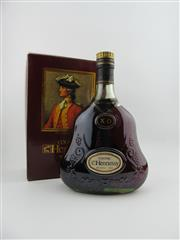 Sale 8353 - Lot 613 - 1x Hennessy XO Cognac - old bottling in box