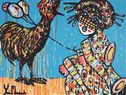 Sale 8880A - Lot 5040 - Yosi Messiah (1964 - ) - Beautiful Moment 75 x 100 cm