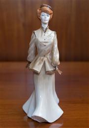 Sale 8313A - Lot 87 - A Royal Doulton figure, Catherine Cooksons Kate Hannigan, HN 3088, height 20cm