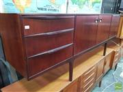 Sale 8451 - Lot 1042 - McIntosh rosewood sideboard
