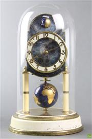 Sale 8594 - Lot 87 - Kaiser Universe German 400 Day Dome Clock